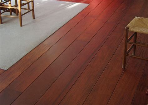 Jatoba Engineered Hardwood Flooring