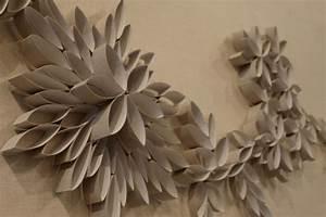Deko Aus Toilettenpapierrollen : bl tenranke papierrolle ys kreativstation ~ Markanthonyermac.com Haus und Dekorationen