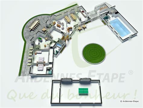sims 3 cuisine villa de luxe pour 16 personnes avec piscine et wellness à