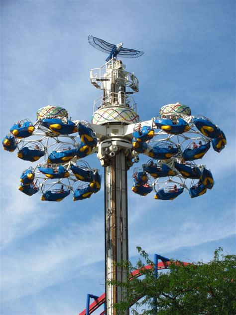 Condor (Six Flags Great America) - Coasterpedia - The ...
