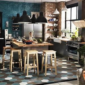 Deco Cuisine Ikea : les nouvelles cuisines ikea 2011 2012 cuisine ikea mod le faktum rubrik d co ~ Teatrodelosmanantiales.com Idées de Décoration