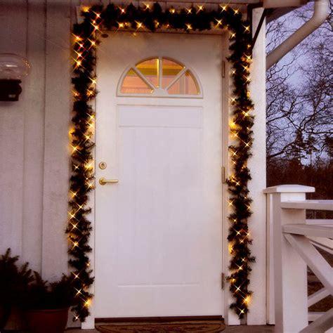 girlande weihnachten beleuchtet led ottawa girlande beleuchtet g 228 rtner p 246 tschke