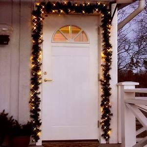 Girlande Weihnachten Beleuchtet : led 39 ottawa 39 girlande beleuchtet von g rtner p tschke ~ Frokenaadalensverden.com Haus und Dekorationen