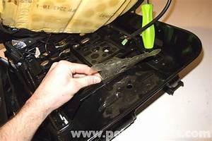 Bmw Z3 Passenger Seat Occupancy Mat Sensor Replacement