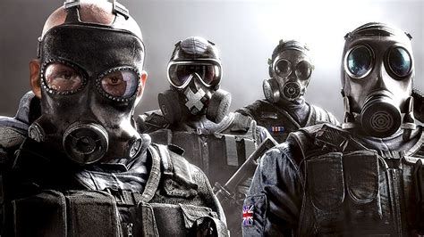 siege ps4 impressions breaching the tom clancy 39 s rainbow six