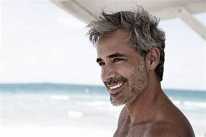 Coupe Homme Cheveux Gris : comment prendre soin de ses cheveux blancs ~ Melissatoandfro.com Idées de Décoration