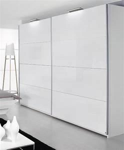 Armoire Laqué Blanc : armoire de chambre laque blanc ~ Teatrodelosmanantiales.com Idées de Décoration