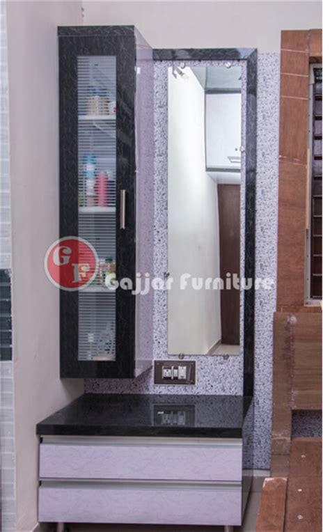 modular pvc dressing table furniture  ahmedabad kaka