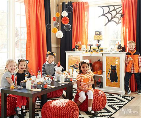 Creative Ideas For Halloween Party Themes