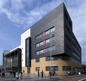 Leicester College, Abbey Park Campus Building - e-architect