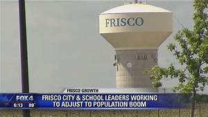 Frisco named the nation's fastest growing city - YouTube