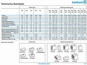 Ks Steine Maße : baustoffwerke horsten hochbau ks kalksandstein das original lieferprogramm ~ Eleganceandgraceweddings.com Haus und Dekorationen