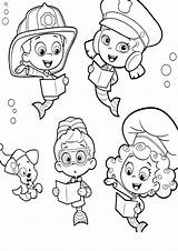 Guppies Coloring Bubble Printable Sheets Guppy Printables Bubbles Bubulle Books Colouring Puppy Visit Momjunction Gil Little Classroom Halloweens Niceladiesnaughtybooks Club sketch template
