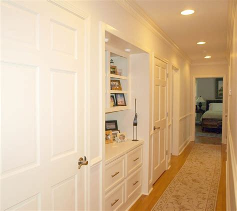 greenville renovations  remodeling cool designs inset cabinet hallway