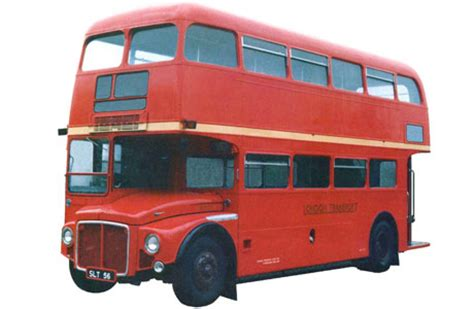 Iconic British Things Part 2: Red Double Decker Buses