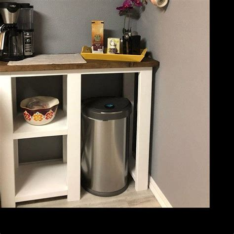 Its natural wood finish and contemporary design makes it a great fit for any living space. Rustic X Coffee Bar / Rustic X Farmhouse Coffee Bar / Mini Fridge Table / Dining Bar / Farmhouse ...