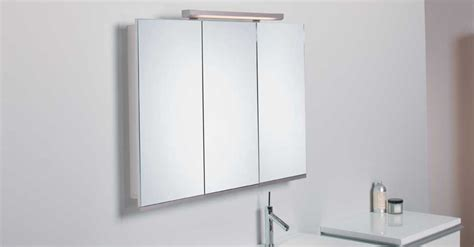 dante plus mirror cabinet st michel bathroomware