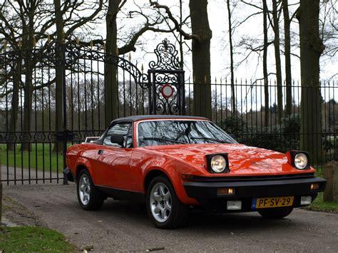 1979 Triumph TR7 - Overview - CarGurus