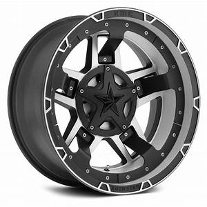 17x9 XD SERIES Wheels -12 | 5x139.7 | 110.5 XD827 ROCKSTAR ...