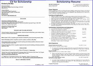 college scholarship resume template best resume collection With how to make an impressive resume