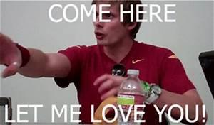 come here let me love you! gifs | WiffleGif