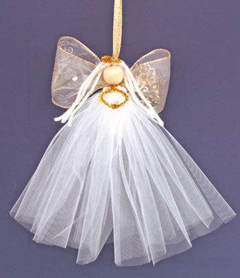 diys   angel christmas ornaments guide patterns