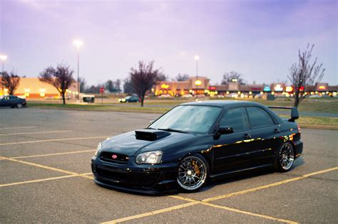 subaru 2004 slammed slammed show stealer or just plain shiny subaru