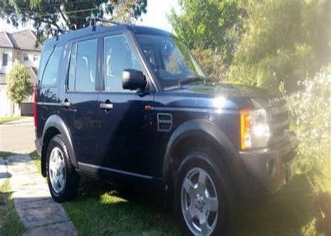 Cars For Sale In Macquarie by 2005 Land Rover Discovery Macquarie Cars For Sale