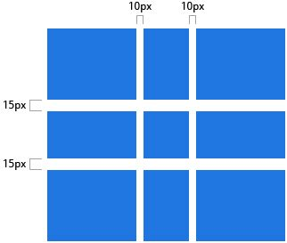 grid template columns css grid my code study