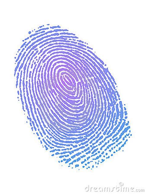 fingerprint  gradient color royalty  stock