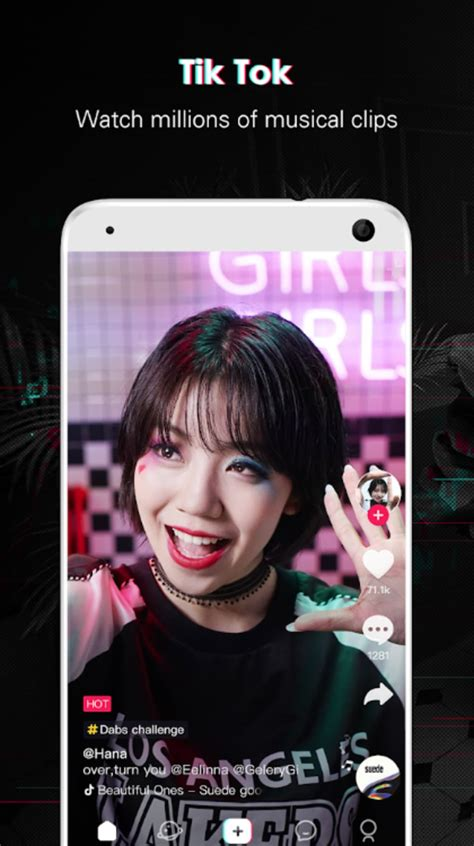 tik tok known before as musical ly for iphone
