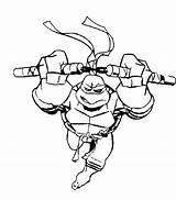 Coloring Ninja Turtles Mutant Teenage Lee General Shredder Splinter Master Printable Michelangelo Turtle Drawing Dukes Mask Getcolorings Getdrawings Sheets Template sketch template