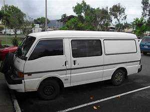 Mazda E2000 Lwb Van 1999 Dual Fuel Beautiful Timber