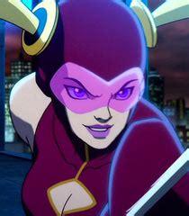 yo yo voice justice league  flashpoint paradox