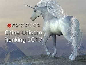 China Money Network Launches Its China Unicorn Ranking ...