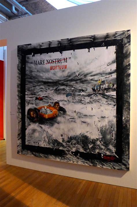 exposition frontieres le collectionneur moderne