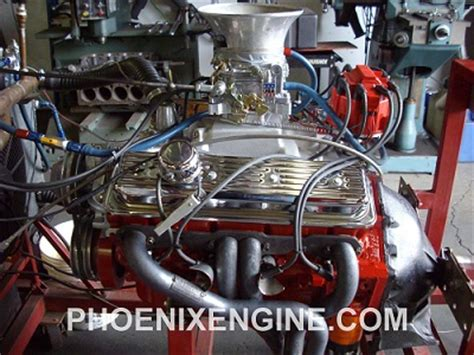 chevy  hp midnight crate engine