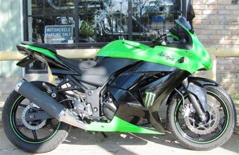2009 Kawasaki Ninja 250 Special Edition Used Sport Bike