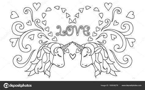 Kleurplaat Unicorn by Unicorn Kleurplaat