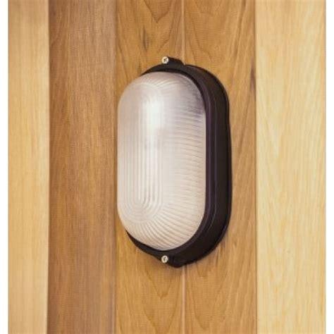 oval sauna and steam room light oval vapor proof sauna