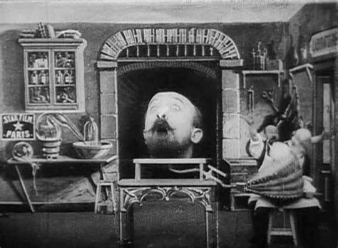 georges melies stop trick cinecollage early years