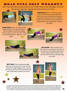 51 Best Hoab Workouts Images On Pinterest