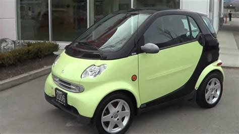2006 Smart Car Cdi Passion With Turbo Diesel Engine