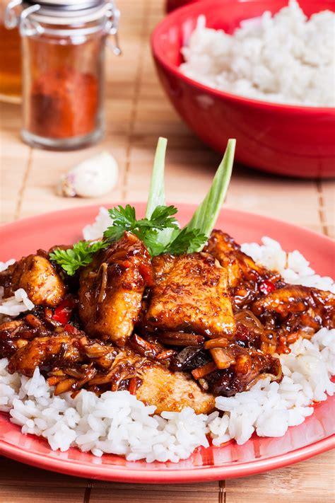 la cuisine chinoise porc à la sauce aigre douce un grand classique de la