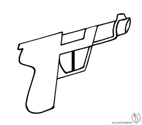 disegni da colorare nerf unico disegni di fucili da colorare e stare migliori