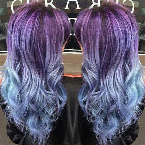 Best 25 Blue Ombre Hair Ideas On Pinterest Blue Ombre