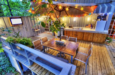 3 Great Outdoor Living Space Design Ideas