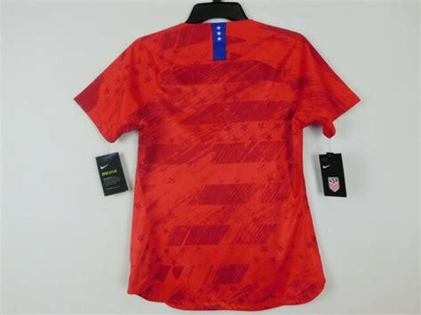 nike womens usa  world cup  star  soccer jerseys