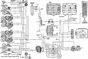1973 K  R  V Body Headlights