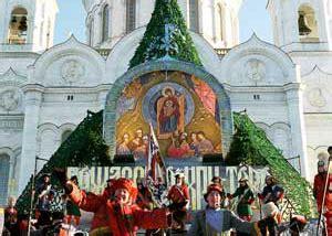 orthodox christmas day belarus